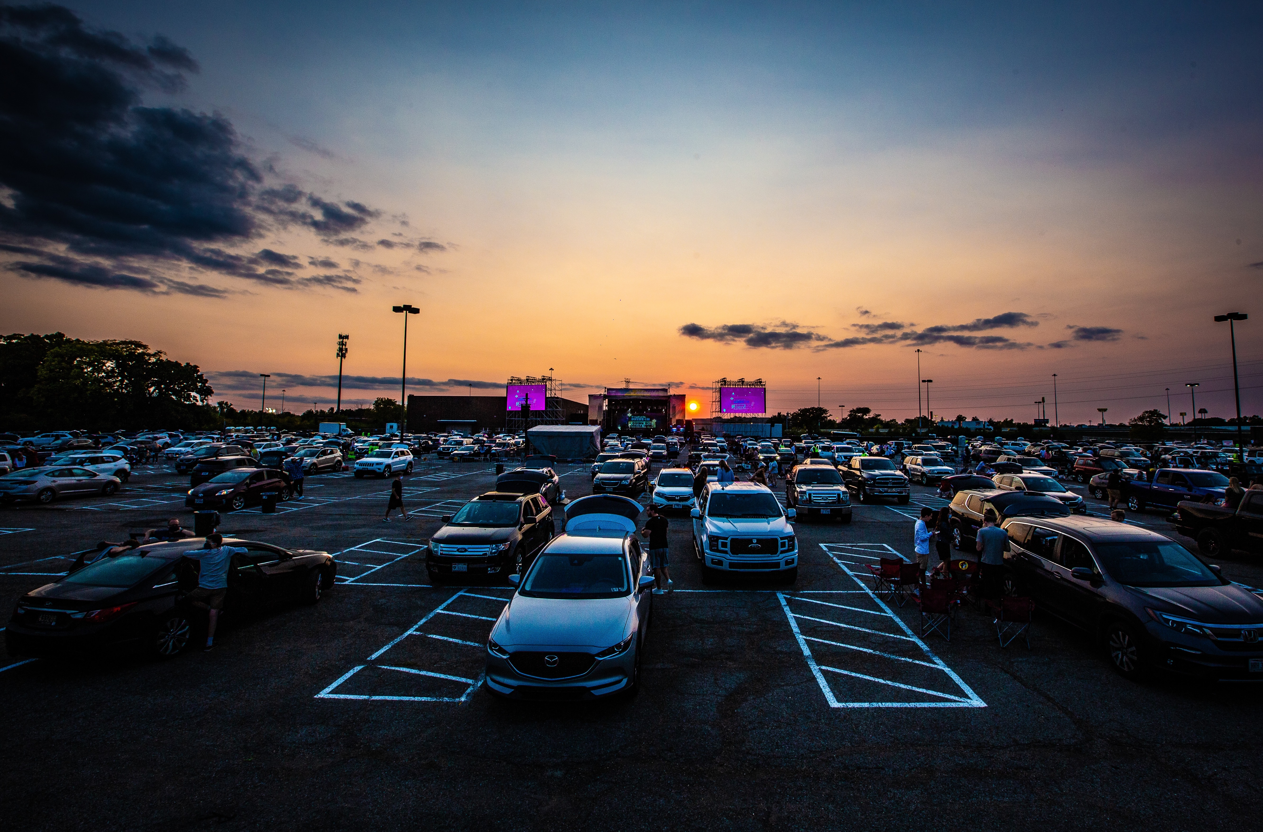 Westland Mall Drive in